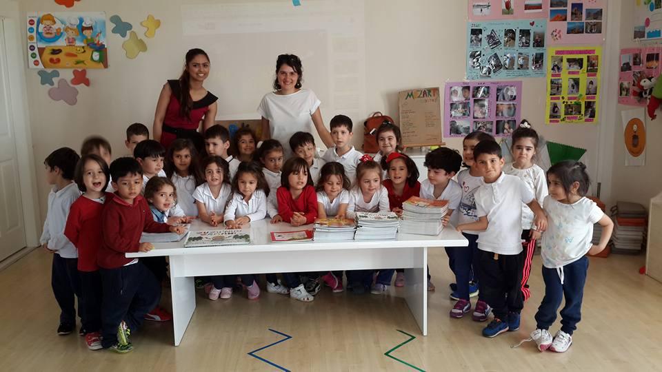 AKD Kids, Samsun