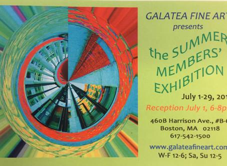 Exhibits & Published Work - 1989-2012