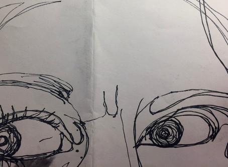 Sketchbook Sharpies - 2006-17