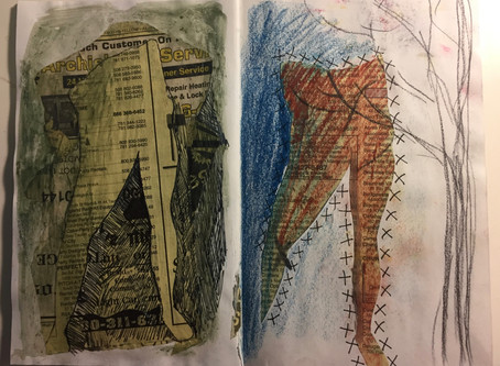 Sketchbook & Mixed Media - 2006