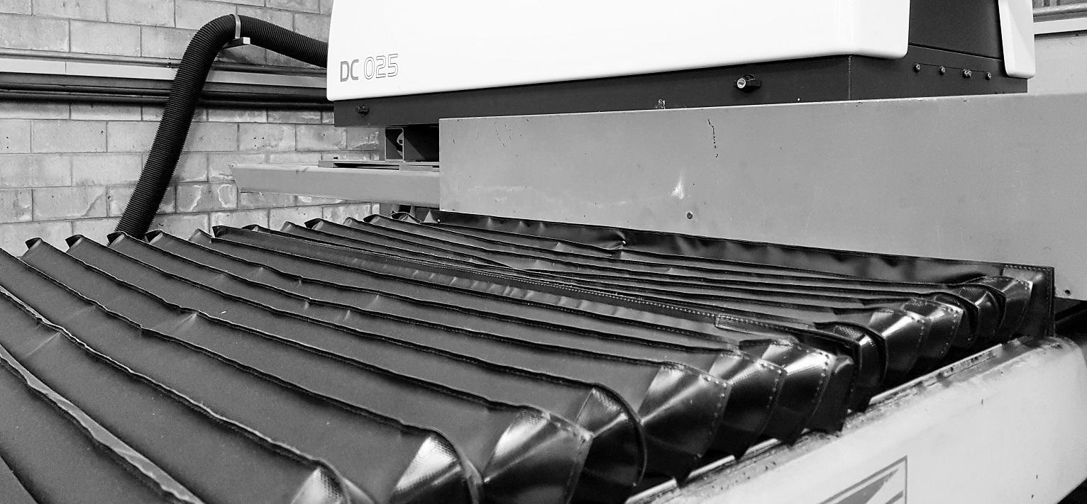 CNC Machine Bellow