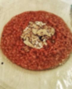 Risotto al Barolo con crema di Parmigiano al profumo di Tartufo, con sopra 6gramm di tartufo nero