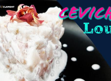 CEVICHE DE LOUP / COCO / CITRON / Chef Thomas CLAMENT