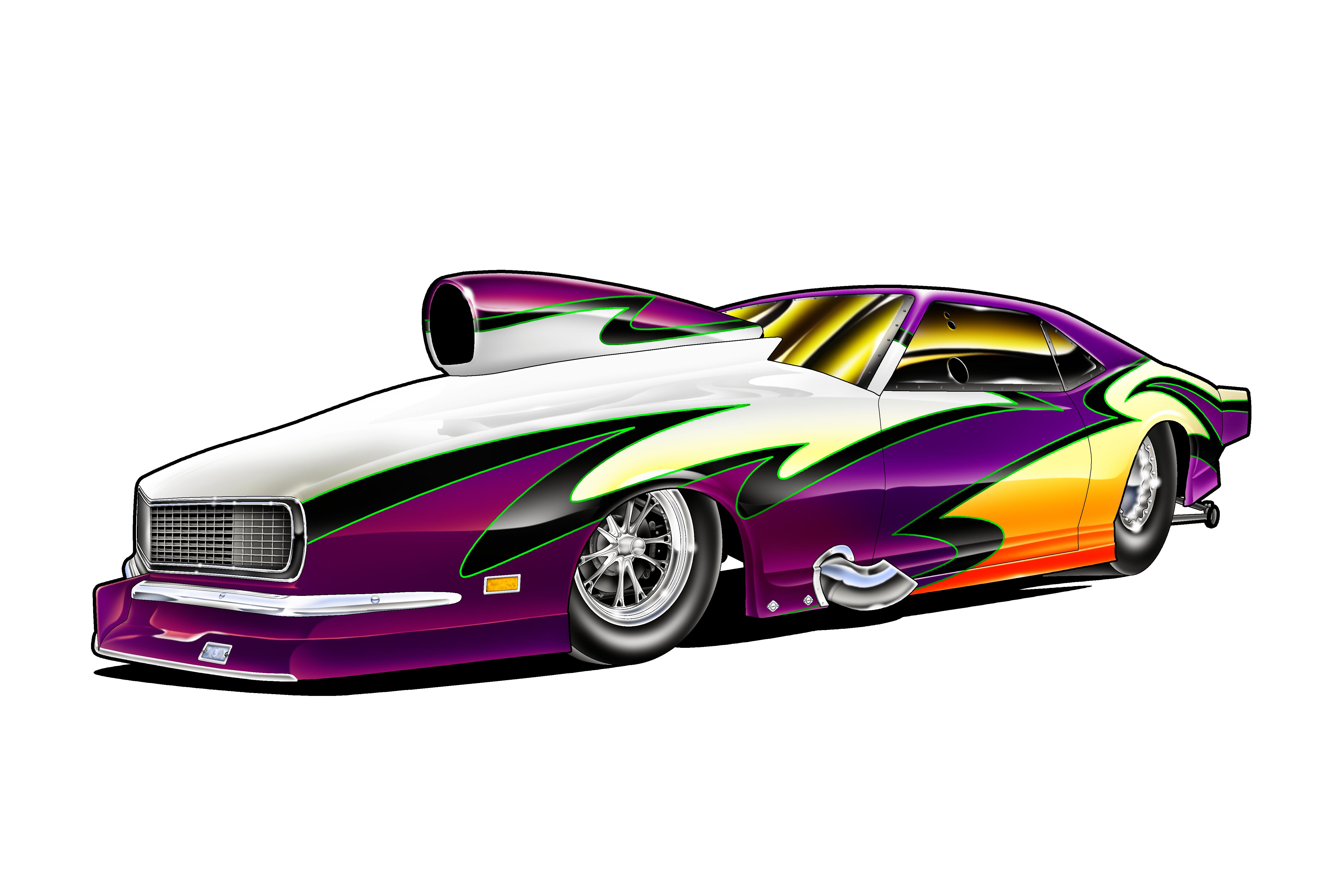Camaro graphics