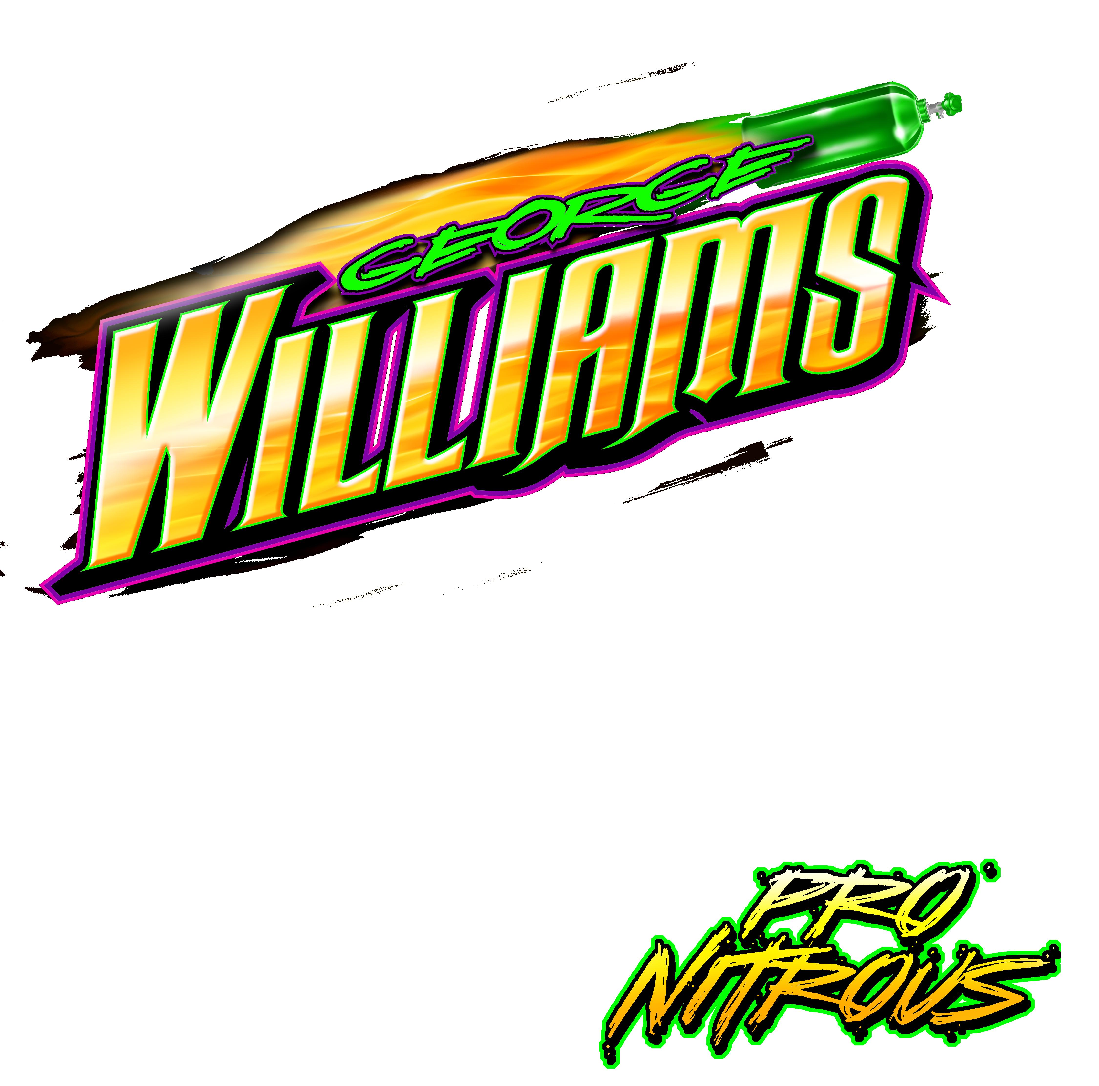 GEORGE WILLIAMS text flat copy