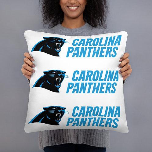 Carolina Panther Pillows