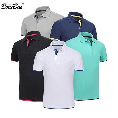 Men Casual Polo Shirt Fashion