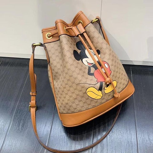 Disney Lady Shoulder Bag Mickey Mouse
