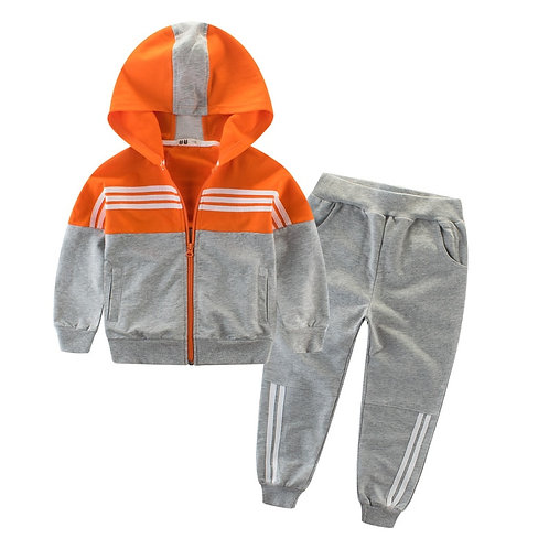 Kids  Sport Clothing Sets Children Boys Girls  Baby Casual  Tracksuit