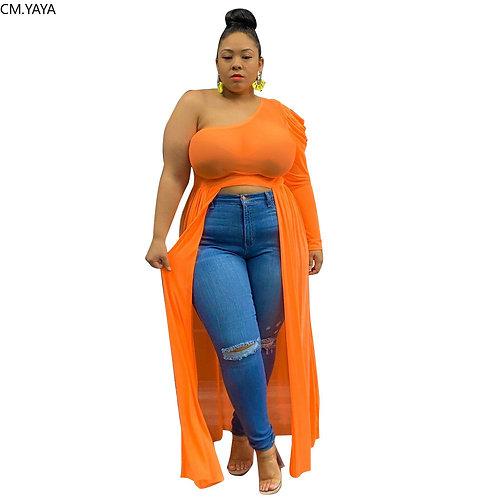 Plus Size XL-5XL  Women Summer T-Shirts Casual Fashion