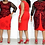 Thumbnail: African Dresses for Women Africa Dress Plus Size