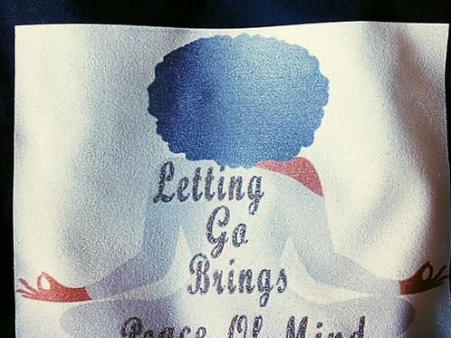 Letting Go Brings Peace Of Mind T - Shirts