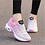 Thumbnail: New Platform Ladies Sneakers Breathable Women Casual Shoes