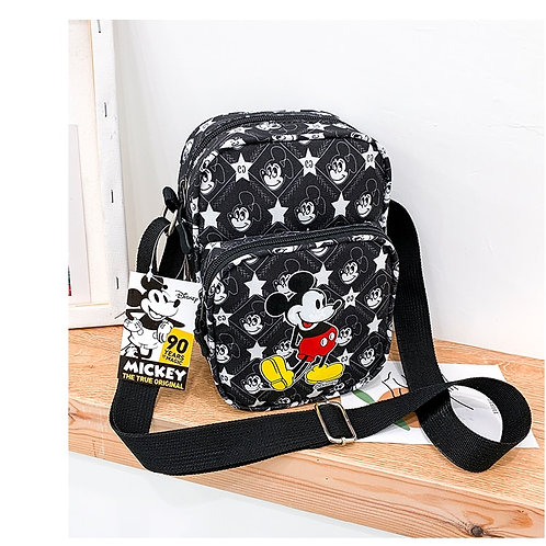 Disney Cartoon Mickey Mouse Shoulder Bag Women