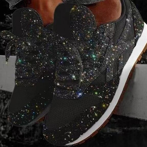 Casual Sportswear Round Sport Breathable Sneakers