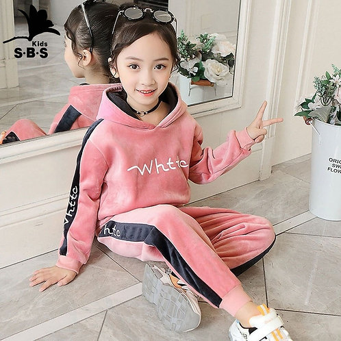 Girls and Boys Clothes 2 Pieces Casual Sets