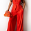 Thumbnail: Sexy Solid Split Joint Strapless Loose Jumpsuits