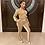 Thumbnail: Casual Women Two Piece Set Crop Top Coat +Pants With Pocket Color Patchwork