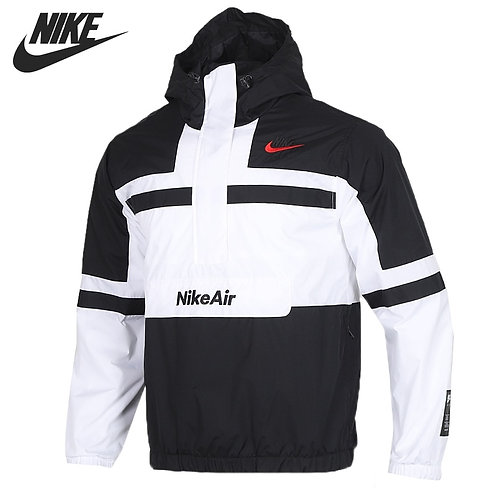 Original New Arrival   NIKE AIR Men's  Jacket Hooded  Sportswear