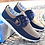 Thumbnail: Casual Shoes Men Flats Fashion Leopard Loafers Lace Up Canvas