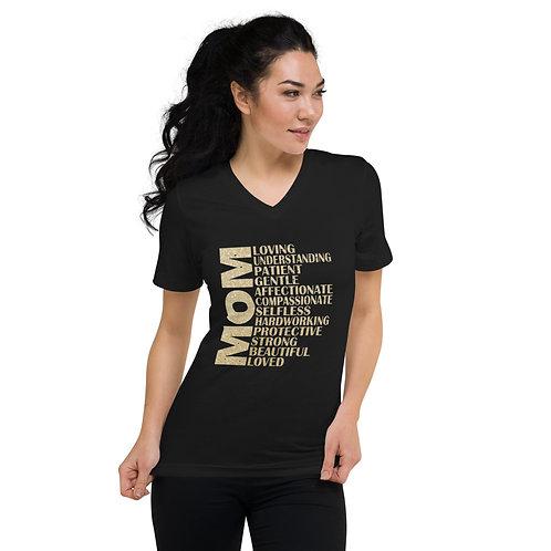Mother V-Neck T-Shirt