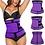 Thumbnail: Men Women Tummy Waist Trainer Cincher Sweat Belt Trainer