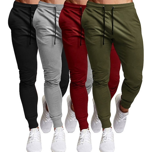Mens Jogger Gyms Sweatpants Clothing