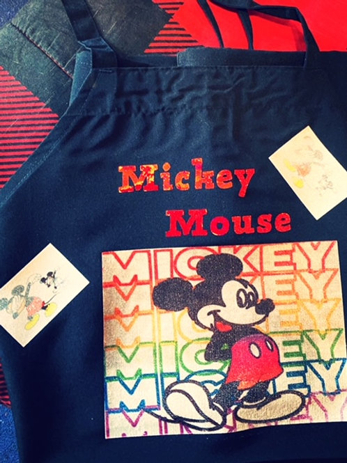 Mickey Mouse Apron