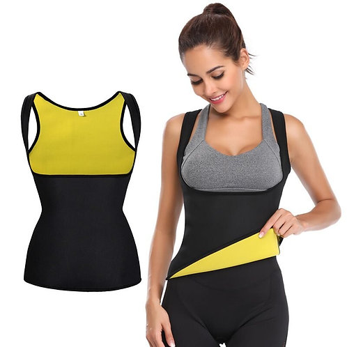 Plus Size  Sauna Sweat Neoprene Body Shaperwear Women