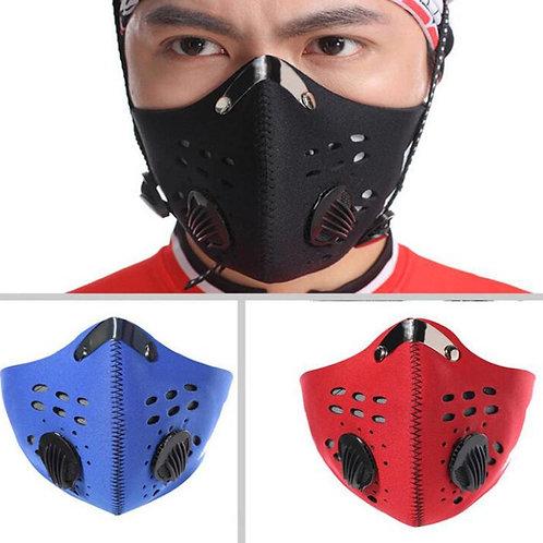 Training Cycling Face Masks Men Women Filter Face