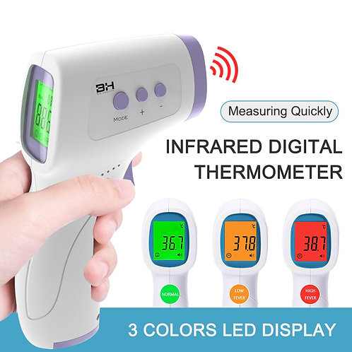 Infrared Temperature Gun Non Contact Gun Digital Infrared Ir Temperature