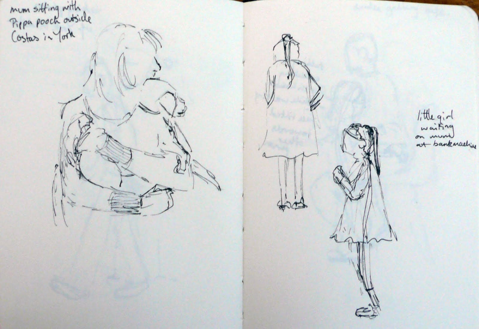 York Observational Sketches