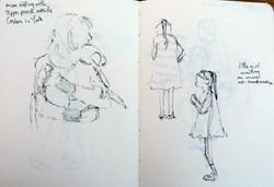 York Observational Sketches
