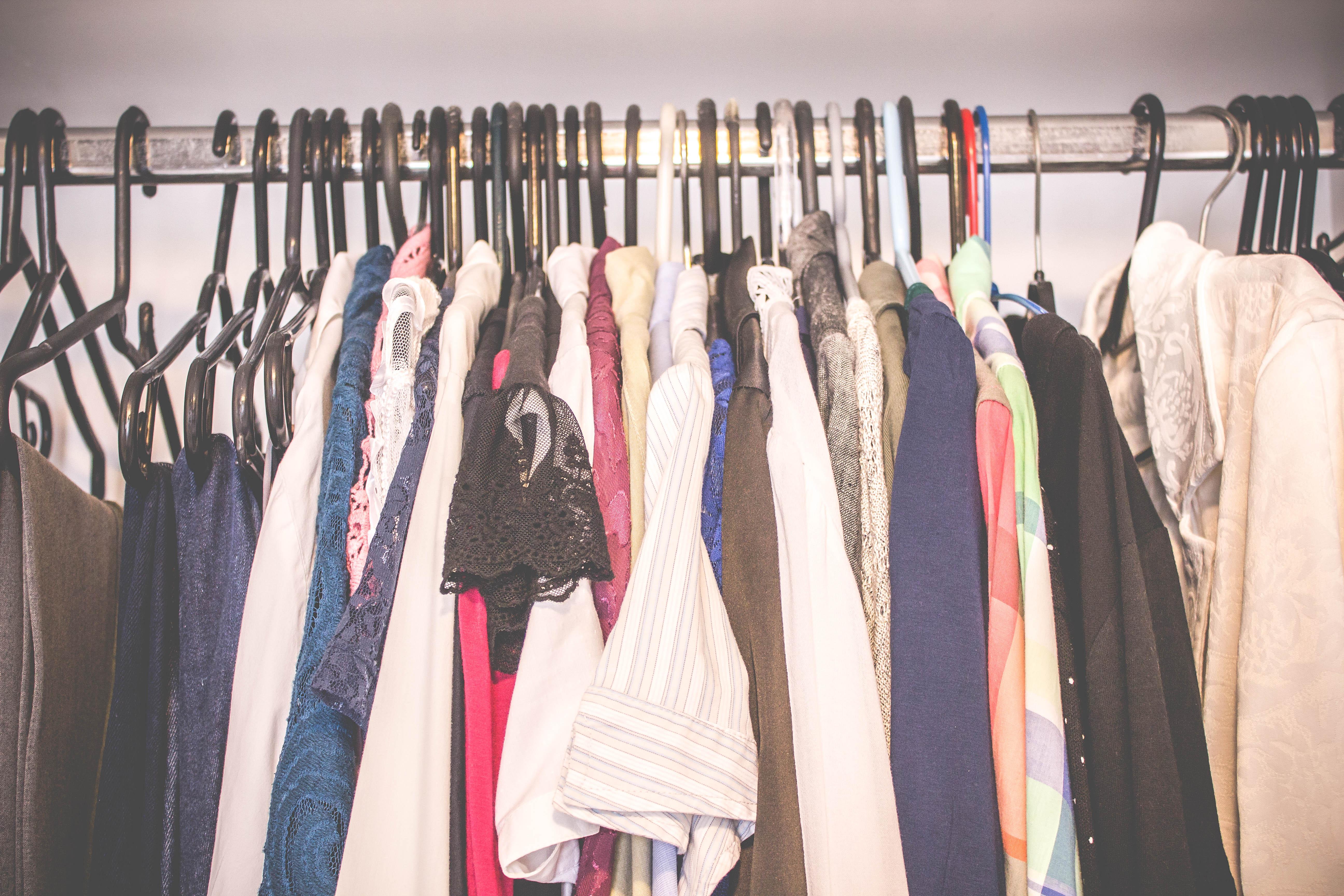 Guarda-roupa pós detox ;-)