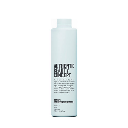Hydrate Cleansing Conditioner 300ml - For Dry Hair- Authentic Beauty Concept