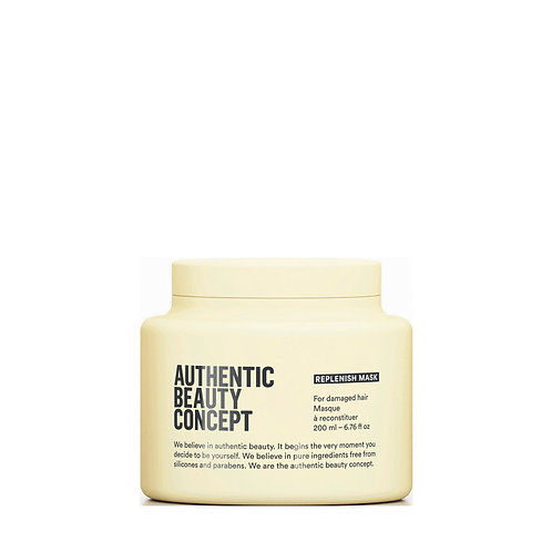 Replenish Mask 200ml - For Damaged Hair- Authentic Beauty Concept