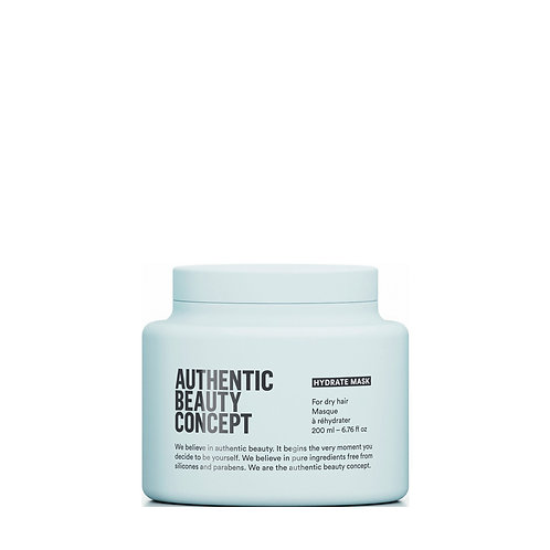 Hydrate Mask 200ml - For Dry Hair - Authentic Beauty Concept -