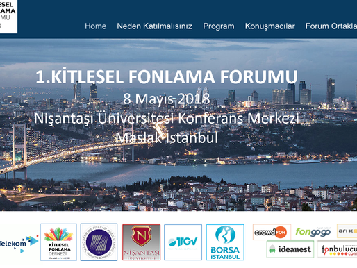 1.Kitlesel Fonlama Formu 8 Mayıs 2018 tarihinde...