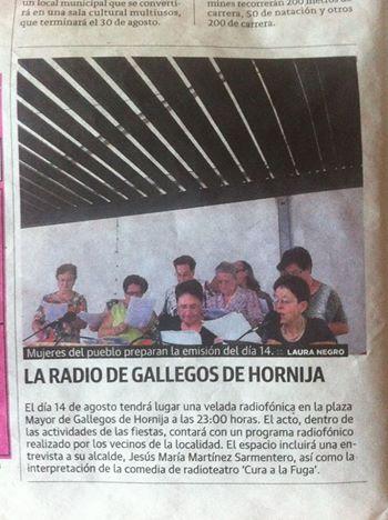 Evento Radiofónico en Valladolid