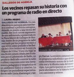 Radioteatro en Valladolid