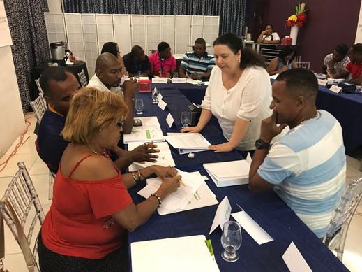 Taller de alineación y capacitación a líderes comunitarios
