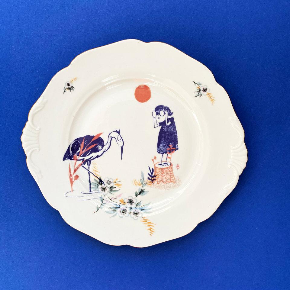 Found Plate 1/1