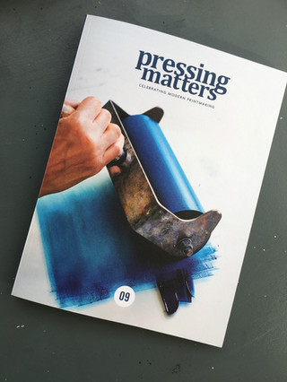 Pressing Matters Issue 09
