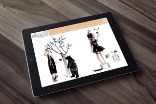 Small Magazine, USA in Collaboration with Danni Brubaker
