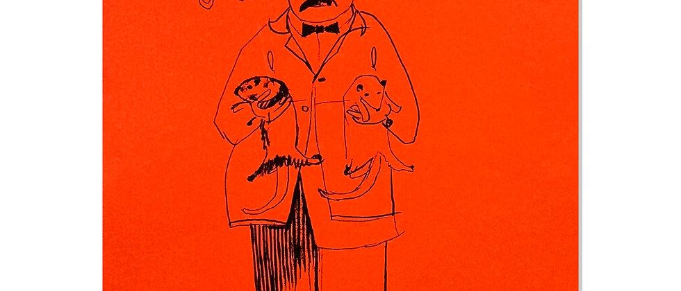 Rat Catcher Neon Paper