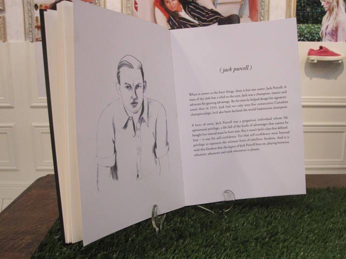 Jack Purcel Book