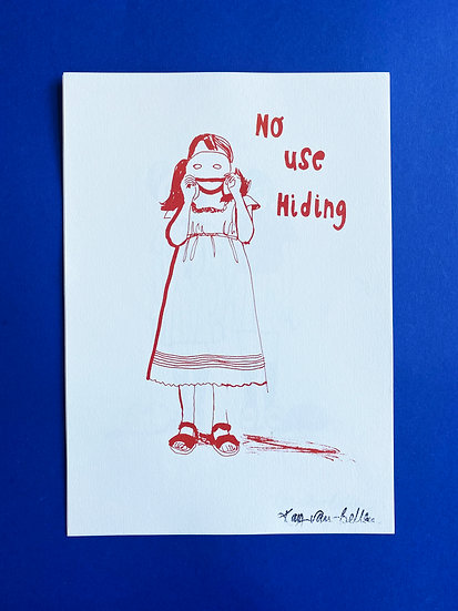 No Use Hiding