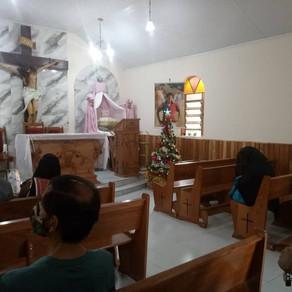 Our Lady's Message to Brother Eduardo Ferreira on Dec 12, 2020 in São José dos Pinhais/PR