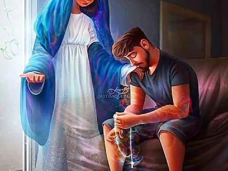 Our Lady's Message to Brother Eduardo Ferreira on Jun 13, 2021 in São José dos Pinhais, PR