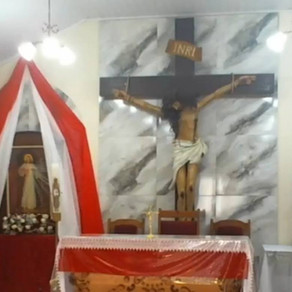 Messaggio della Madonna al fratello Eduardo Ferreira il 12 aprile 2021 a São José dos Pinhais, PR